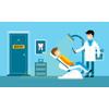 歯科医院の診療風景